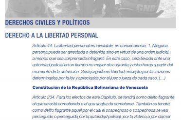 Derecho a la Libertad Personal. Informe 2015. PROVEA