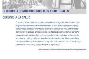 Derecho a la Salud. Informe 2015. PROVEA