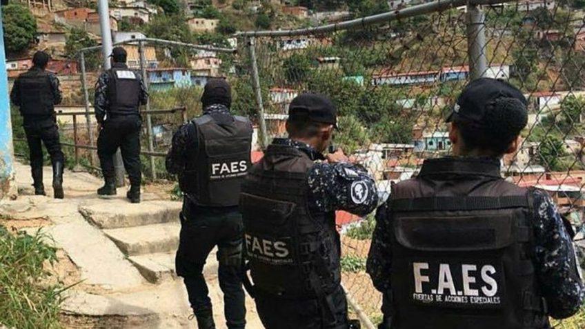 Venezuela: 1.611 personas fueron asesinadas por policías y militares de enero a junio de 2020