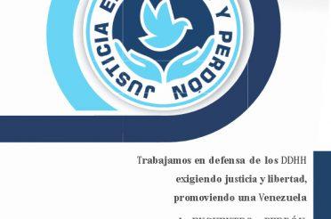 Boletín 11 de Justicia, Encuentro y Perdón. Octubre 2018