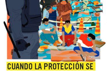 Cuando la protección se vuelve represión cuarentenas obligatorias durante el Covid-19 en las Américas