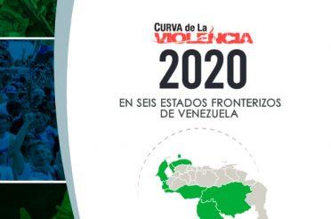 Curva de la violencia anual 2020. Resumen