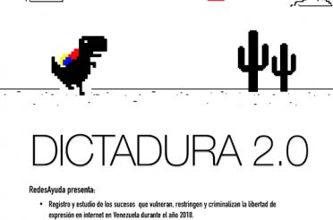 Informe Anual 2018 Dictadura 2.0 Venezuela
