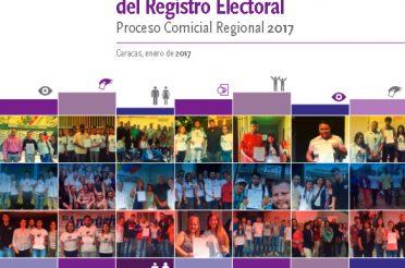 La Observación Ciudadana del Registro Electoral. Proceso Comisial Regional 2017