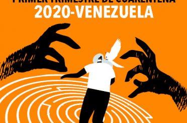 La persecución política en Venezuela se ha agudizado durante la pandemia. Primer trimestre de cuarentena 2020 Venezuela