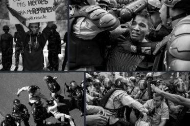 Reporte sobre la represión del Estado Venezolano Año 2016