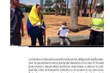 Derecho a la Salud. Informe 2016. PROVEA