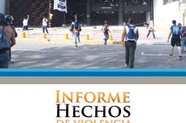 Informe Ministerio Publico casos 2014