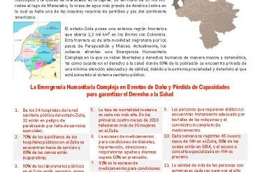 Reporte Zulia EHC Derecho a la Salud 2018