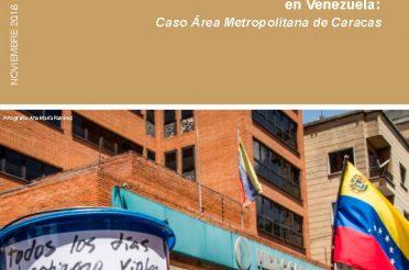 Situación del derecho al agua potable en Venezuela Caso Área Metropolitana de Caracas