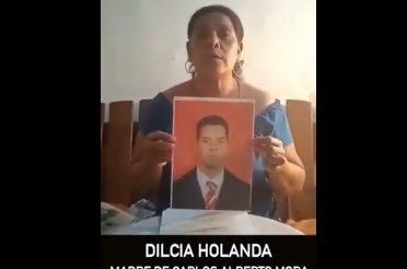 Justicia para Carlos Alberto Mora