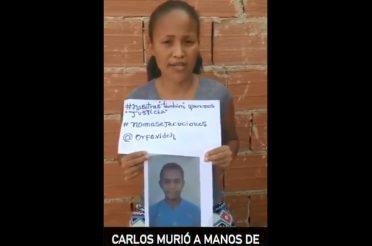 Justicia para Carlos Beomont