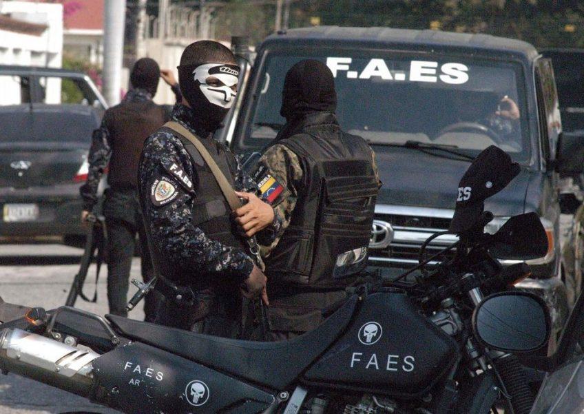 A la PNB-FAES cuando les ordenan asesinar menos cumple, así ocurrió en Caracas y Miranda