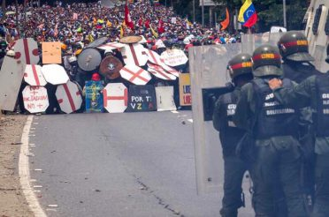 Somos protagonistas de la primera rebelión popular venezolana del siglo XXI